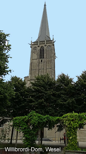 Church Willibrordi Dom Wesel