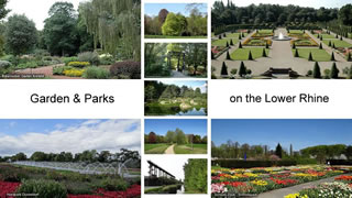 Garden Parks Lower Rhine