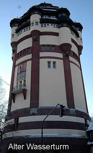 Historical Water Tower