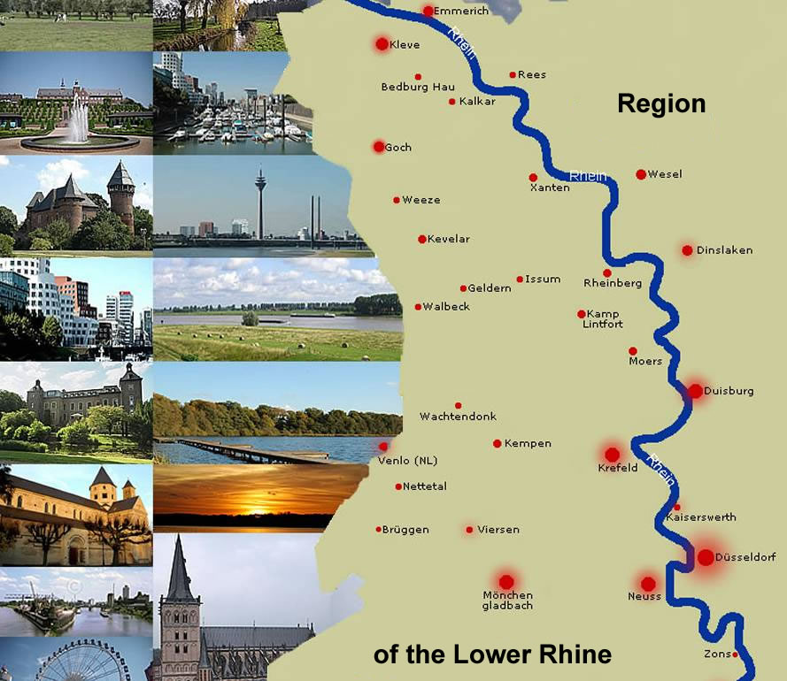 Region Lower Rhine