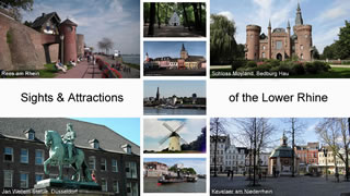 sights attractions lower rhine