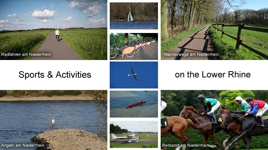 Sports and Activities Lower Rhine