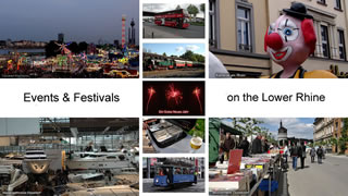 Events Lower Rhine