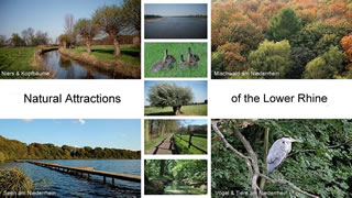 Natural Attractions Lower Rhine