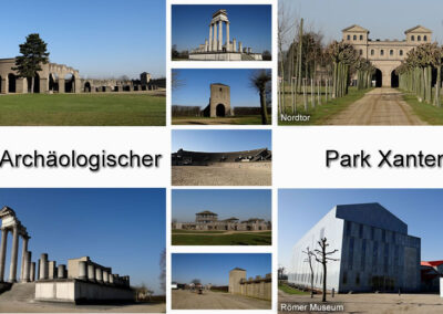 Archaeological Park Xanten