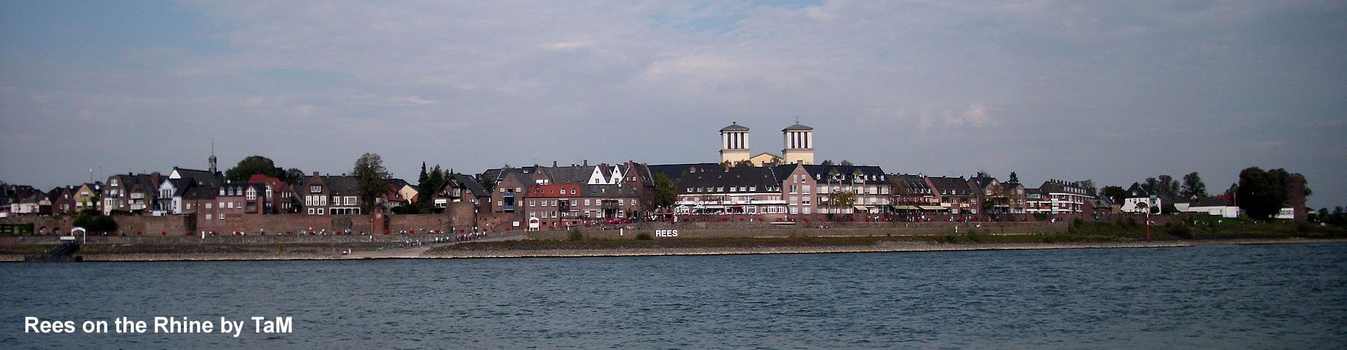 Rees on the Rhine