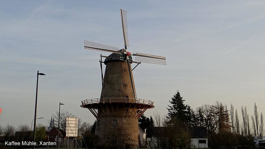 Coffee Windmill Xanten