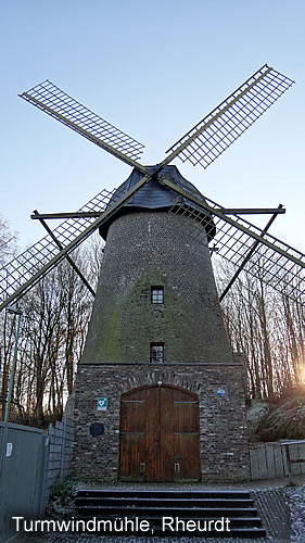 Tower Windmill Rheurdt