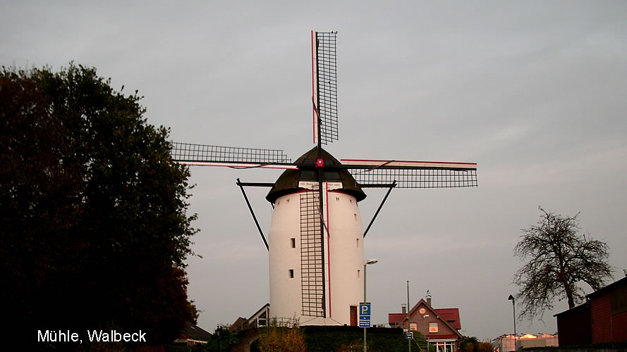 Walbeck Steprather Windmill