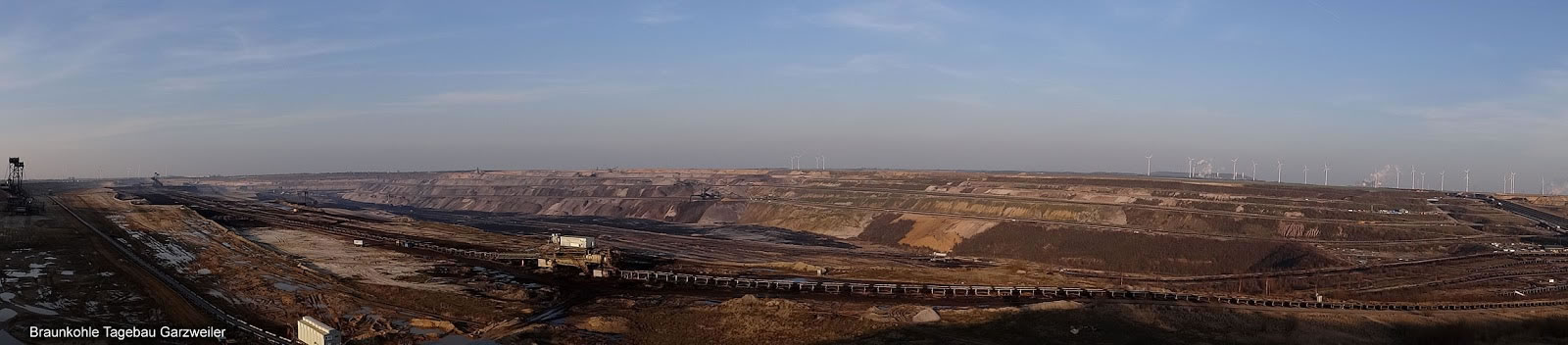 Opencast Mine Germany