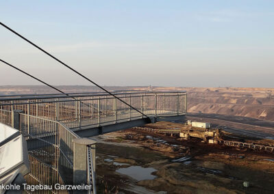Opencast Mine Skywalk