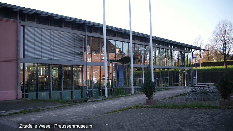 Prussia Museum Wesel